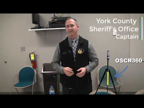Why did York County Sheriff's Office Purchase OSCR360?