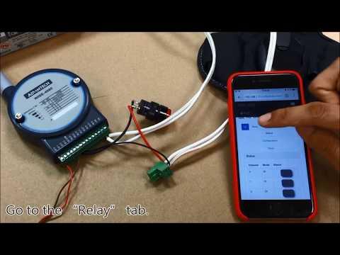 Wireless I/O Module | Advantech(EN)