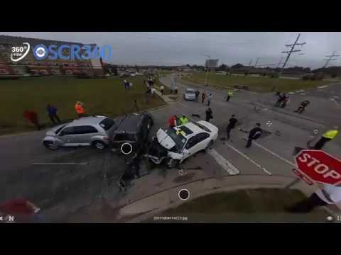 Revolutionize Crash Reconstruction with OSCR360