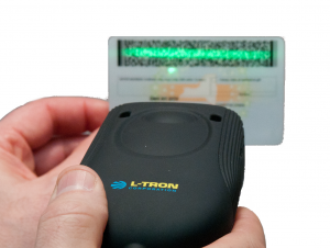 L-Tron 4910 License Reader