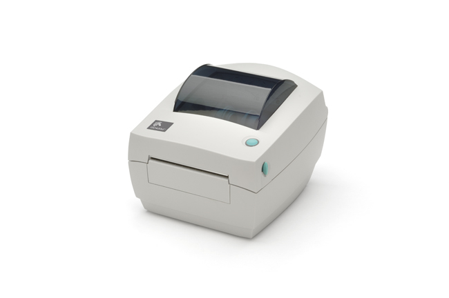 "Zebra GC420D 4"" Desktop Barcode Label Printer"