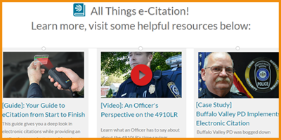 ecitation resources webpage thumbnail