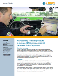 L-Tron 4810LR Microphone-Style 2D Imaging Scanner Case Study with the Marion Police Department