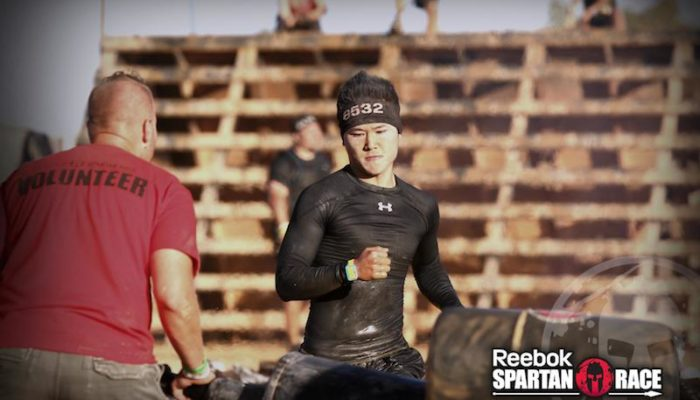 L-Tron Marketer Competes in Spartan Race!