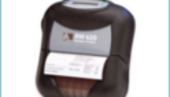 On the Road with the Zebra RW 420 Mobile Thermal Printer
