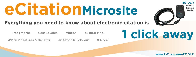 eCitation Microsite