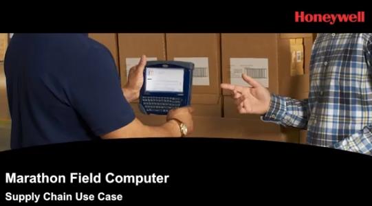 Marathon Field Computer: Supply Chain Use Case