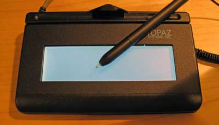 10 Reasons To use Electronic Signature Capture