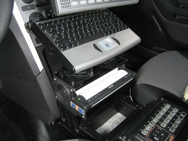 Vehicle Tracking Device >> PocketJet® Printer Mounts from Havis Part 1 - L-Tron Corporation