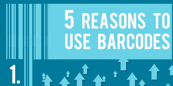 5 Reasons to Use Barcodes Infographic
