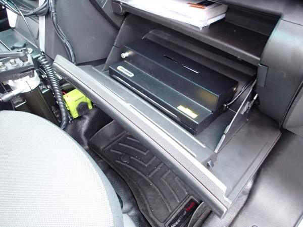 Vehicle Tracking Device >> Havis PocketJet® Printer Mounts Part 2 - L-Tron Corporation