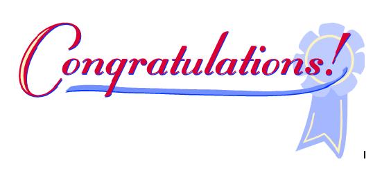 Congratulations L Tron Graduates Corporation