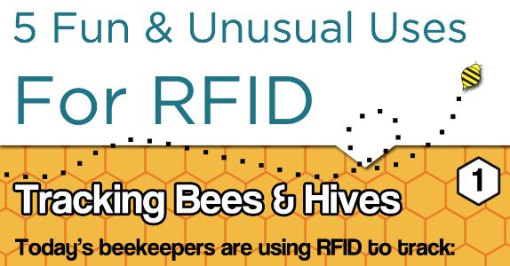 5 Fun & Unusual Uses for RFID