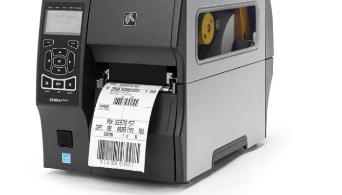 Zebra ZT400 Series Barcode Printers Hit the Streets