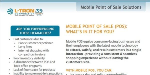 Want to Learn More about Mobile Point of Sale