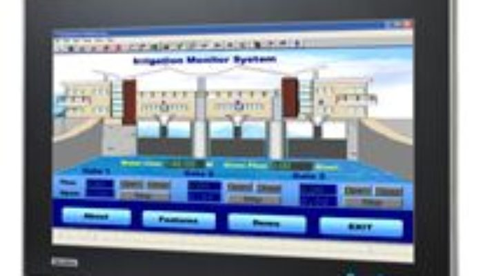 Widescreen Industrial HMI is More Than a New Fad