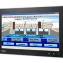 Widescreen Industrial HMI