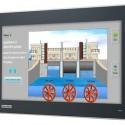 Industrial Widescreen HMI