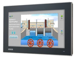 Industrial Widescreen HMI
