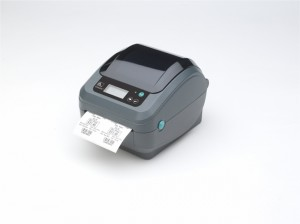 Zebra GX420D Desktop Barcode Printer