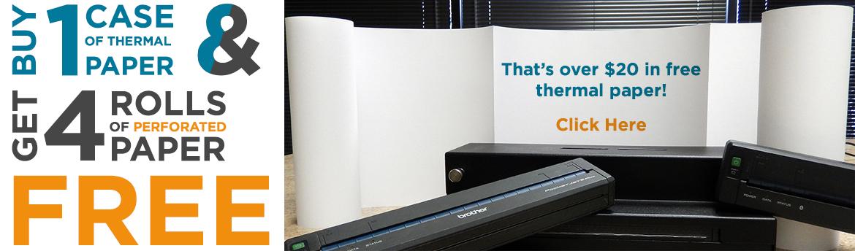 thermal paper sale slider