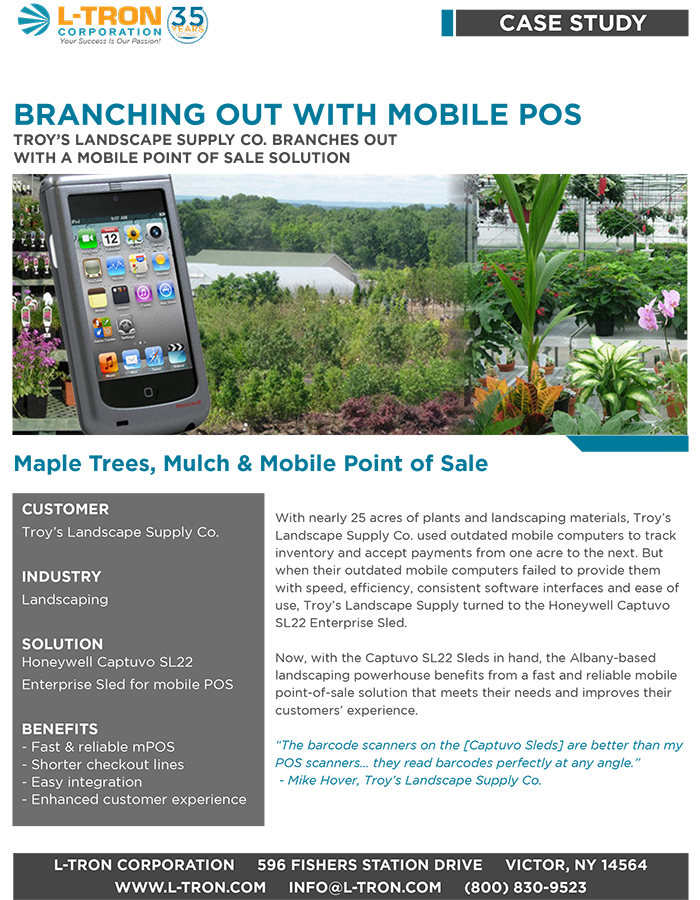 Branching out with Mobile POS
