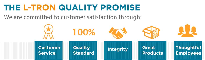 L-Tron Quality Promise