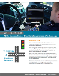 At the Intersection of Situational Awareness & Technology