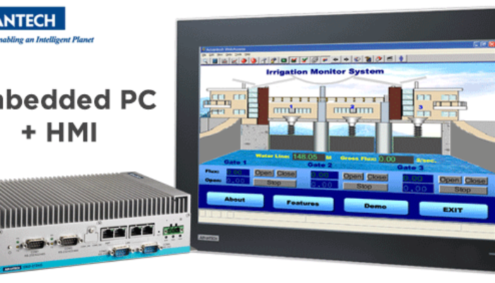 3 Reasons Why Pairing an Embedded PC with your HMI is the Right Move