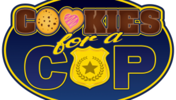 Cookies for a Cop: Supporting Local Law Enforcement Officers