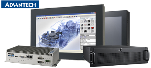 Advantech IPCs for Manufacturing