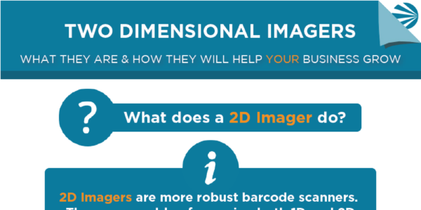 What are 2D Imagers and how will they help your business grow?
