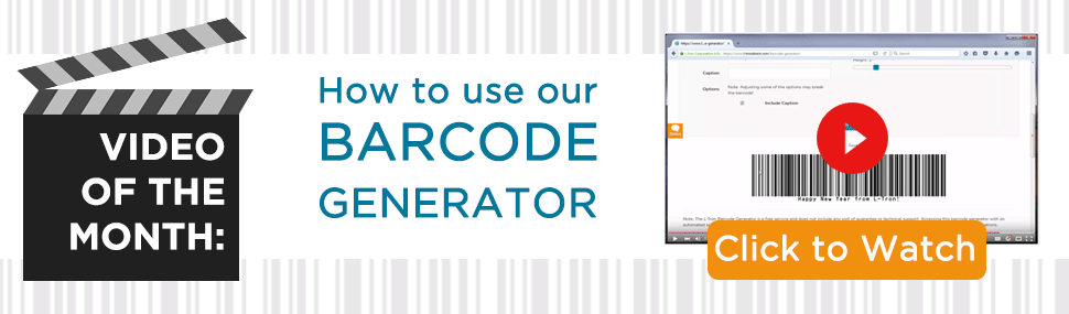 how to use our barcode generator