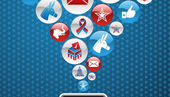 How is big data driving the 2016 presidential campaigns?