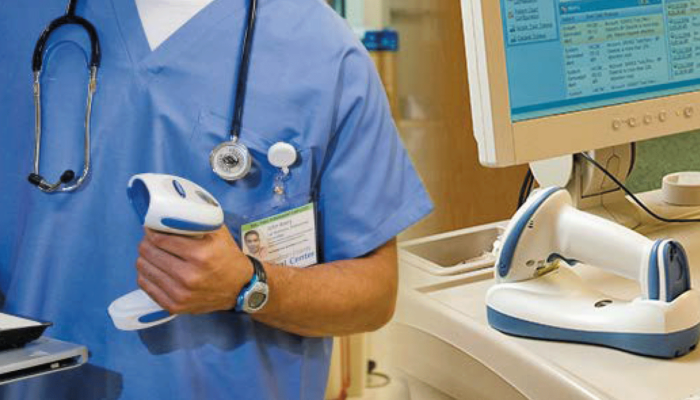 What's different about a healthcare scanner?