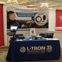 L-Tron Booth at LEIM