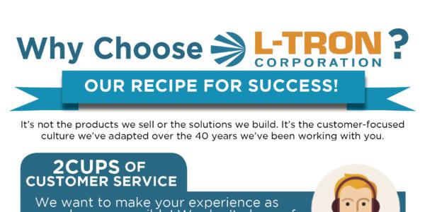 L-Tron Recipe for success