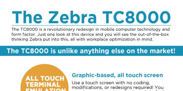 tc8000 mobile computer infographic