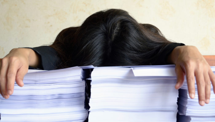 Child Protective Services: Paperwork Burdens are a Reality