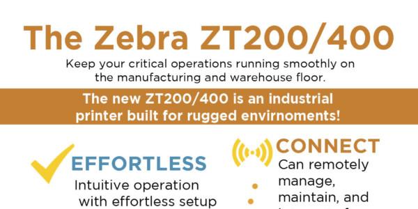 zebra zt200 and zt400