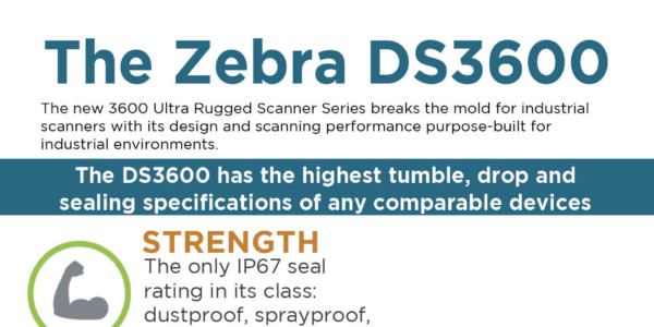 Zebra DS3600