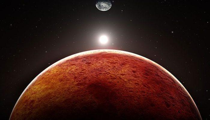 Take an AR walk on Mars