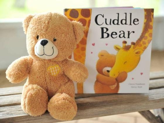 Cuddle Bear Drive