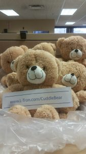 Cuddle-Bear-Donations