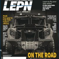 4910LR eCitation reader in the LEPN March edition of Officer.com