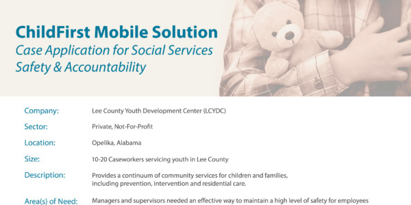 Lee County Youth Development Center Case Study