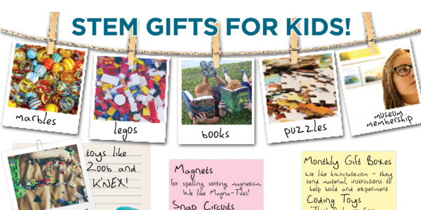STEM Gifts for kids