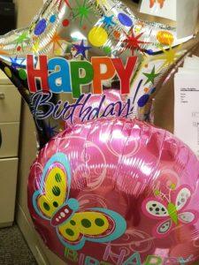 August Balloons