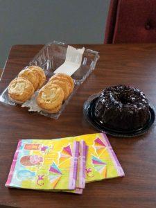 Cathy's Birthday Cake