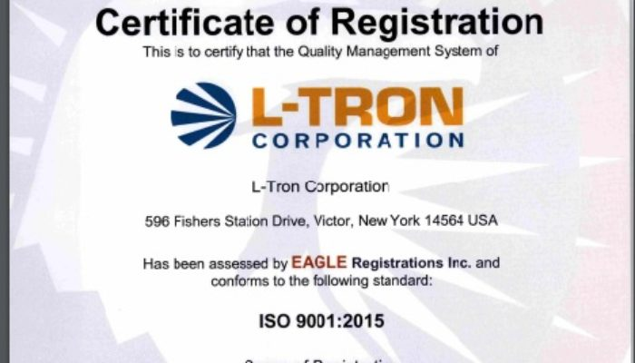 ISO 9001:2015 Certification is a Big Deal!